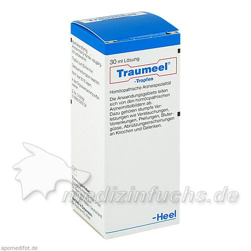 Traumeel® Tropfen, 30 ml, Dr. Peithner GmbH & Co KG