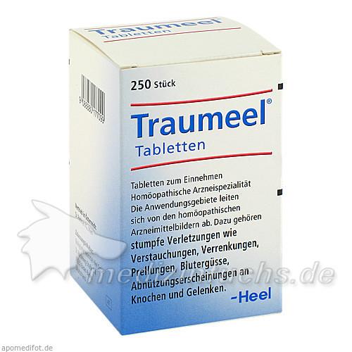 Traumeel® Tabletten, 250 St, Dr. Peithner GmbH & Co KG