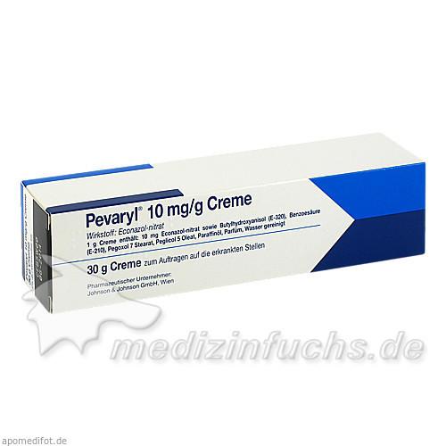 Pevaryl® 10mg/g, 30 g, Johnson & Johnson GmbH
