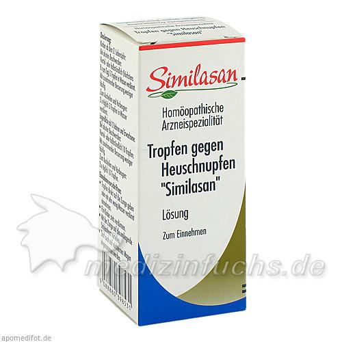 Similasan Tropfen gegen Heuschnupfen, 50 ml, Jacoby GM Pharma GmbH