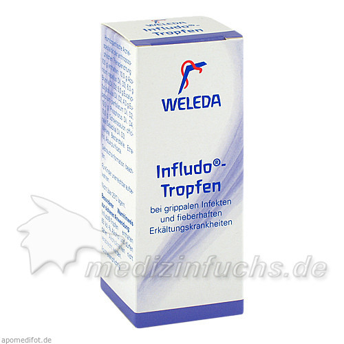 Infludo® Tropfen, 50 ml, WELEDA Ges.m.b.H. & Co KG