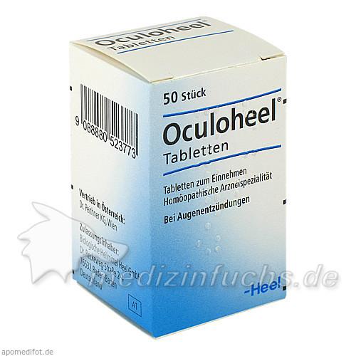 Oculoheel®, 50 St, Dr. Peithner GmbH & Co KG