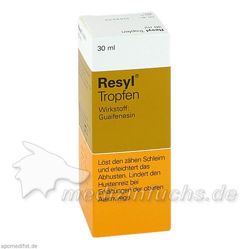 Resyl® Tropfen, 30 ml, GSK-Gebro Consumer Healthcare GmbH