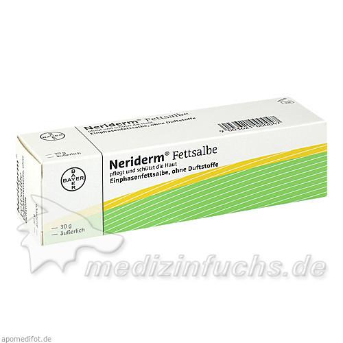 Neriderm® Fettsalbe, 30 g, Bayer Austria GmbH