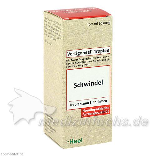 Vertigoheel®-Tropfen, 100 ml, Dr. Peithner GmbH & Co KG