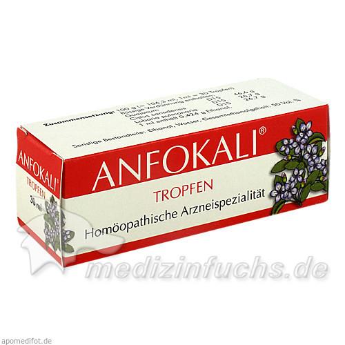 ANFOKALI® Tropfen, 30 ml, Bano Healthcare GmbH