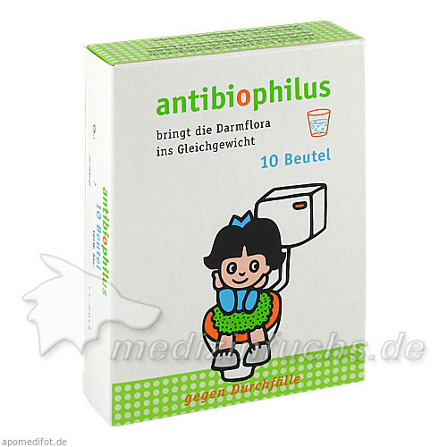 ANTIBIOPHILUS, 10 St, Germania Pharmazeutika GmbH
