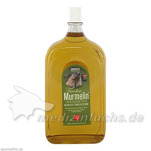 Murmelin Franzbranntwein, 1000 ml,