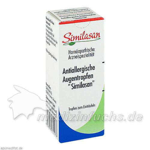 Similasan Antiallergische Augentropfen, 10 ml, Jacoby GM Pharma GmbH