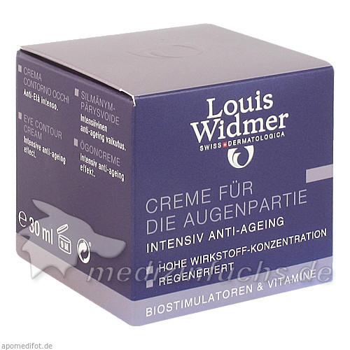Widmer Creme für die Augenpartie, 30 ml, WIDMER LOUIS GES M B H