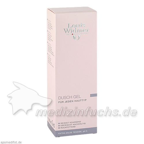 Widmer Duschgel mit Parfum, 200 ml, WIDMER LOUIS GES M B H