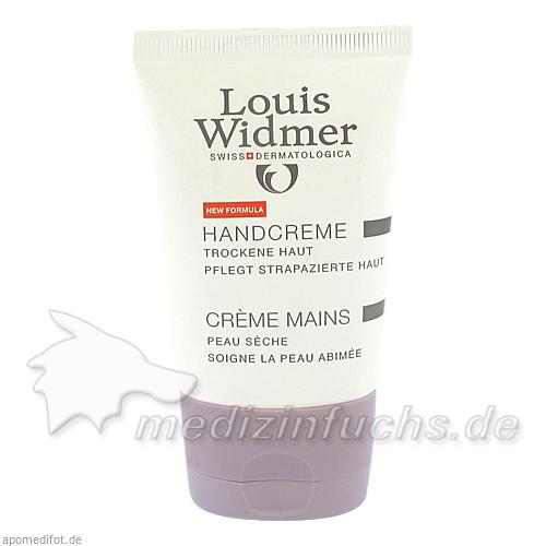 Widmer Handcreme mit Parfum, 50 ml, WIDMER LOUIS GES M B H