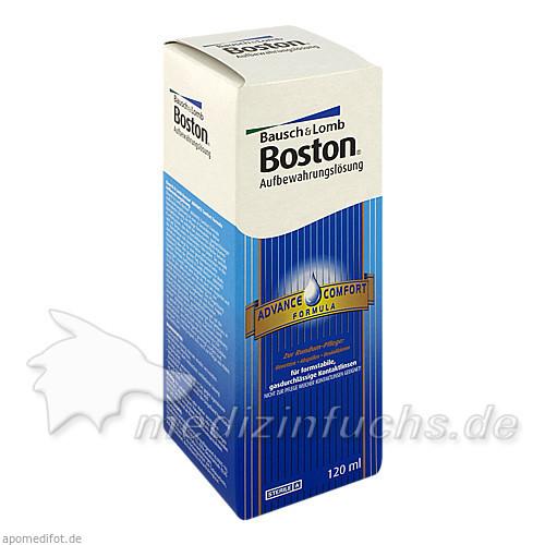 Boston Advance Comfort Aufbewahrungslösung, 120 ml, BAUSCH & LOMB GMBH