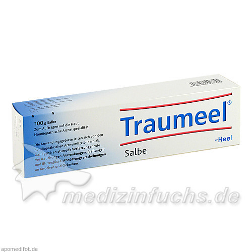 Traumeel® Salbe, 100 g, Dr. Peithner GmbH & Co KG