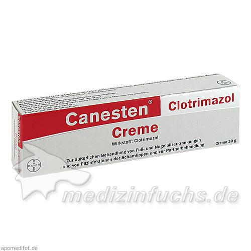 CANESTEN Creme, 30 g, Bayer Austria GmbH