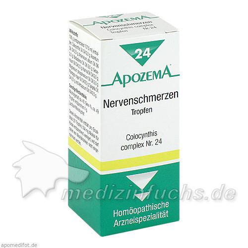 APOZEMA® Nervenschmerzen-Tropfen Nr. 24, 50 ml, Apomedica Pharmazeutische Produkte GmbH