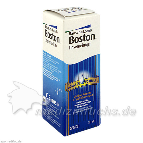 Boston Advance Formula Linsenreiniger, 30 ml, BAUSCH & LOMB GMBH
