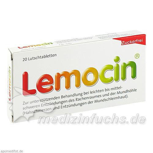 Lemocin®, 20 St, GSK-Gebro Consumer Healthcare GmbH