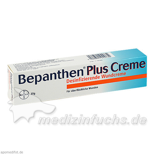 Bepanthen® Plus, 30 g, Bayer Austria GmbH