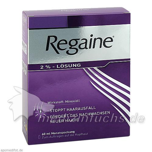 Regaine® 2%, 60 ml, Johnson & Johnson GmbH