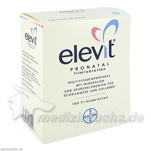 elevit® PRONATAL, 100 St, Bayer Austria GmbH