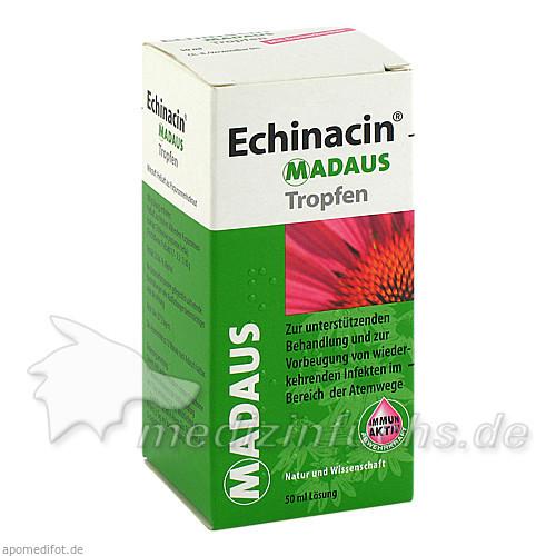 Echinacin® Tropfen MADAUS, 50 ml, Meda Pharma GmbH