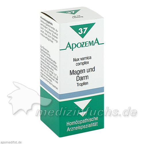 APOZEMA® Magen- und Darm-Tropfen Nr. 37, 50 ml, Apomedica Pharmazeutische Produkte GmbH