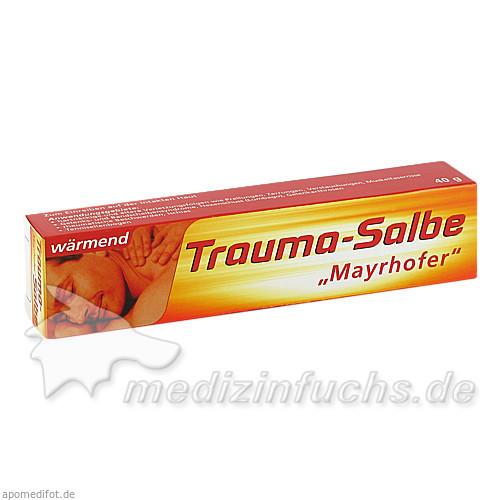 Trauma-Salbe Mayrhofer wärmend, 40 g, Kwizda Pharma GmbH