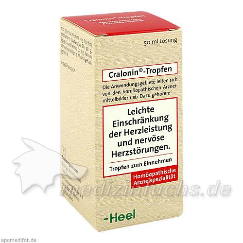 Cralonin®-Tropfen, 50 ml, Dr. Peithner GmbH & Co KG