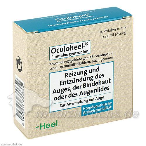 Oculoheel® Einmalaugentropfen, 15x0.45 ml, Dr. Peithner GmbH & Co KG