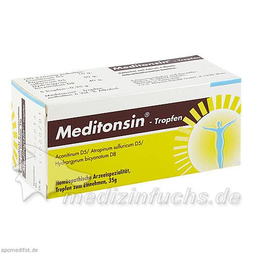 meditonsin®, 35 g, Sanova Pharma GesmbH