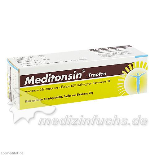 meditonsin®, 70 g, Sanova Pharma GesmbH