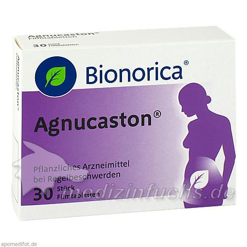 Agnucaston® Filmtabletten, 30 ST, Bionorica Austria GmbH