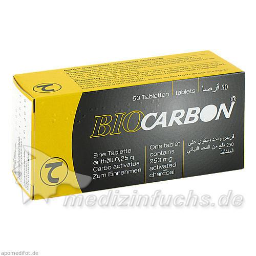 BIOCARBON®, 50 St, Erwo Pharma GmbH