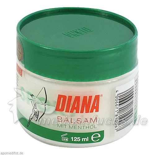 DIANA Balsam mit Menthol, 125 ml, Unipack