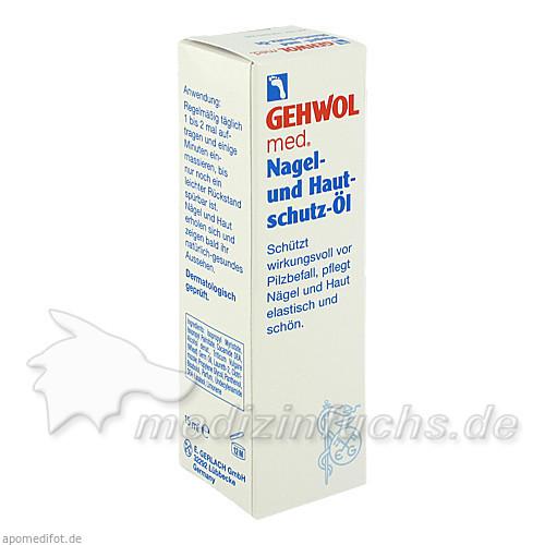 Gehwol Med Nagelhschutz Öl, 15 ml,