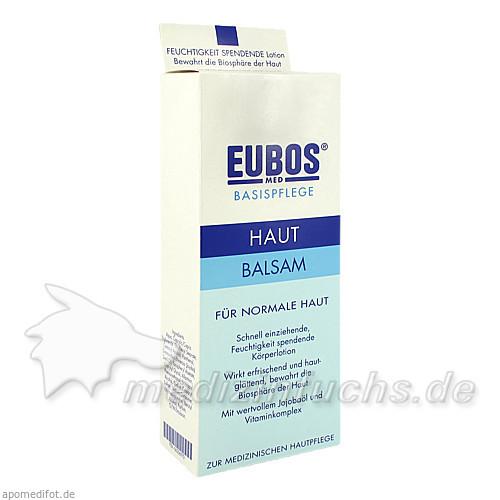 Eubos Basispflege Hautbalsam für normale Haut, 200 ml,