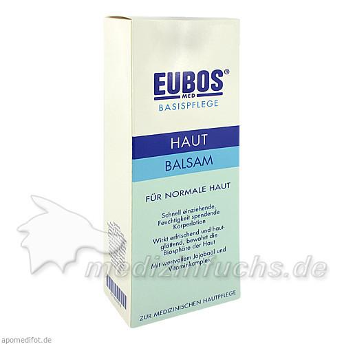 Eubos Basispflege Hautbalsam für normale Haut, 400 ml,