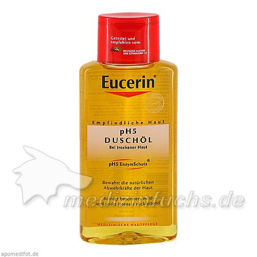 Eucerin pH5 Duschöl, 200 ml, BEIERSDORF G M B H