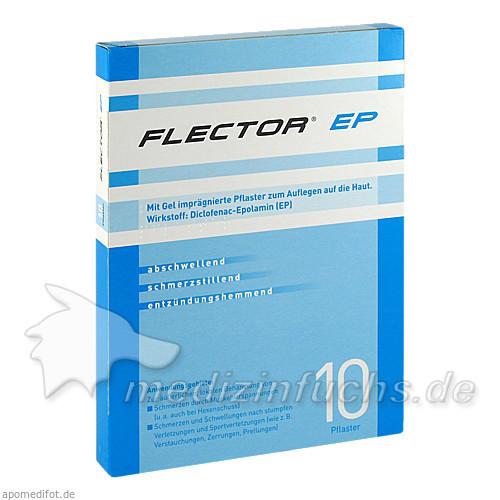 FLECTOR® EP Pflaster, 10 St, Sanova Pharma GesmbH, OTC