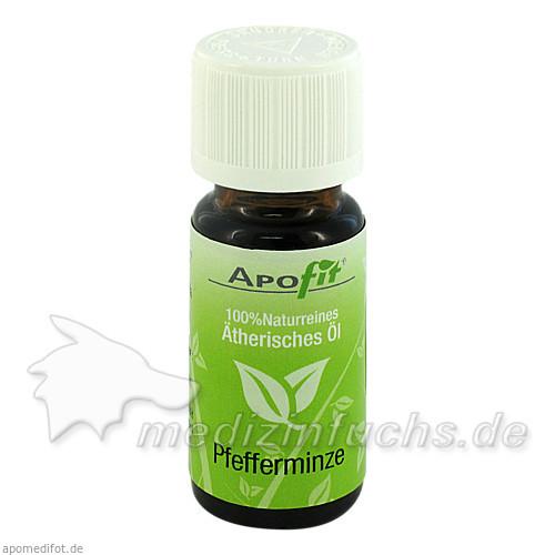 Ätherisches Pfefferminzöl, 10 ml, APOFIT Handels GmbH