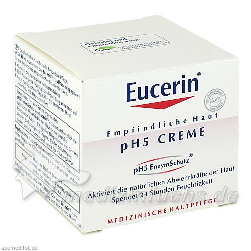Eucerin pH5 Creme, 75 ml, BEIERSDORF G M B H