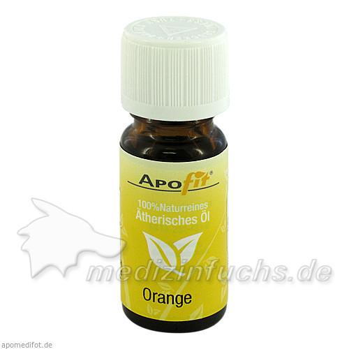 Ätherisches Orangenöl, 10 ml, APOFIT Handels GmbH
