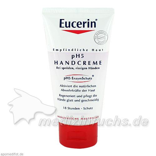 Eucerin pH5 Handcreme, 75 ml, BEIERSDORF G M B H