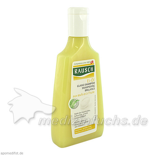 Ei-Öl Glanz Shampoo, 200 ml, RAUSCH AUSTRIA GMBH.
