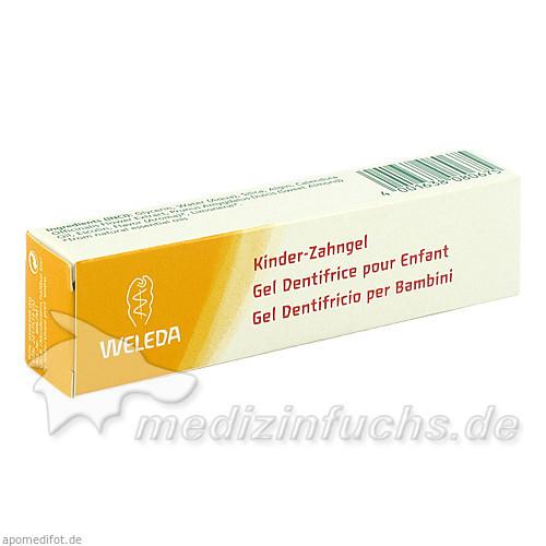 Weleda Kinder-Zahngel, 50 ml, WELEDA GES M B H CO KG