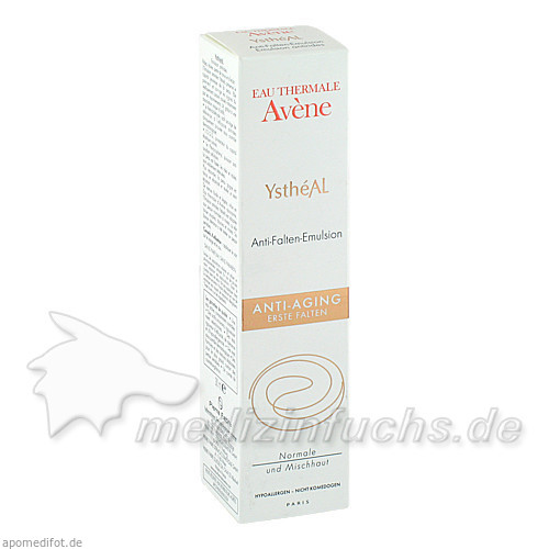 Avene Ystheal Anti-falten Emulsion, 30 ml,