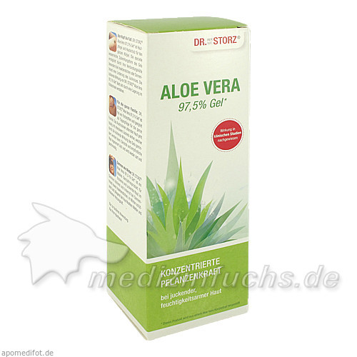 Aloe Vera Gel, 200 g, APOFIT Handels GmbH