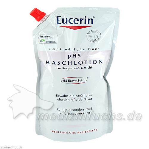 Eucerin pH5 Waschlotion Nachfüllung, 750 ml, BEIERSDORF G M B H