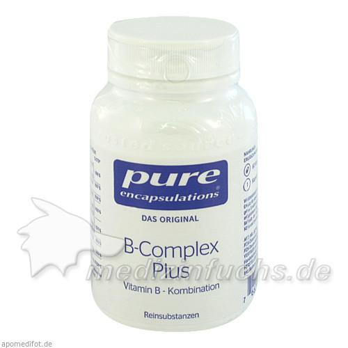 Pure Encapsulations B-Complex Plus Kapseln, 60 Stk., PRO MEDICO HANDELS GMBH